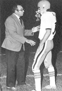 Coach Larry Bruno