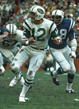 Joe Namath And The New York Jets
