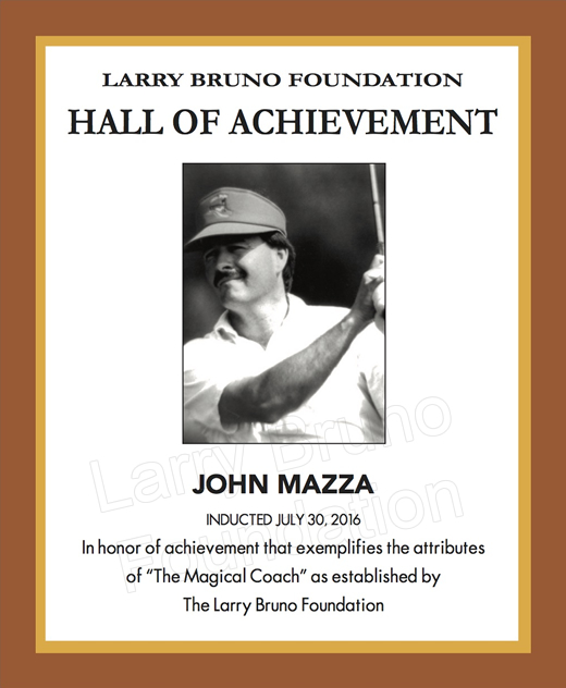 Johnmazza 2016plaque