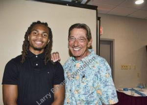 Derrell Carter With Joe N