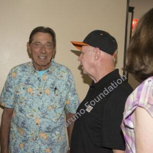 Jim Campbell Talking With Joe N
