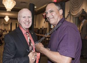 Jim Campbell With Steve Higgins