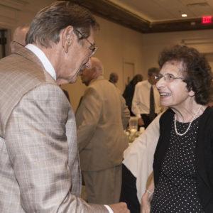 Joe N With Mrs Tribone