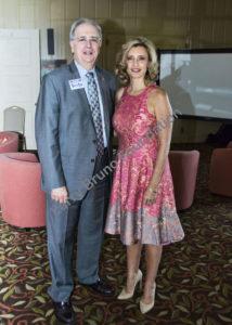 Judge Kim Tesla And Congressional Candidate Erin McClelland