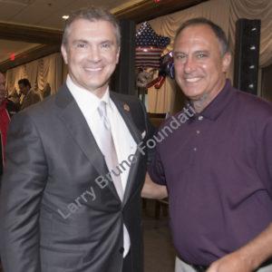 Kevin Scanlon With Steve Higgins
