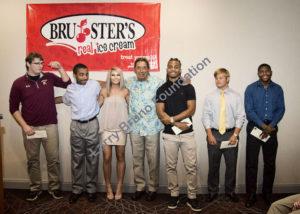 LBF Hi School Honorees 2017