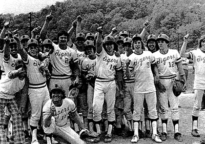 1975 BF BoysBaseball Team