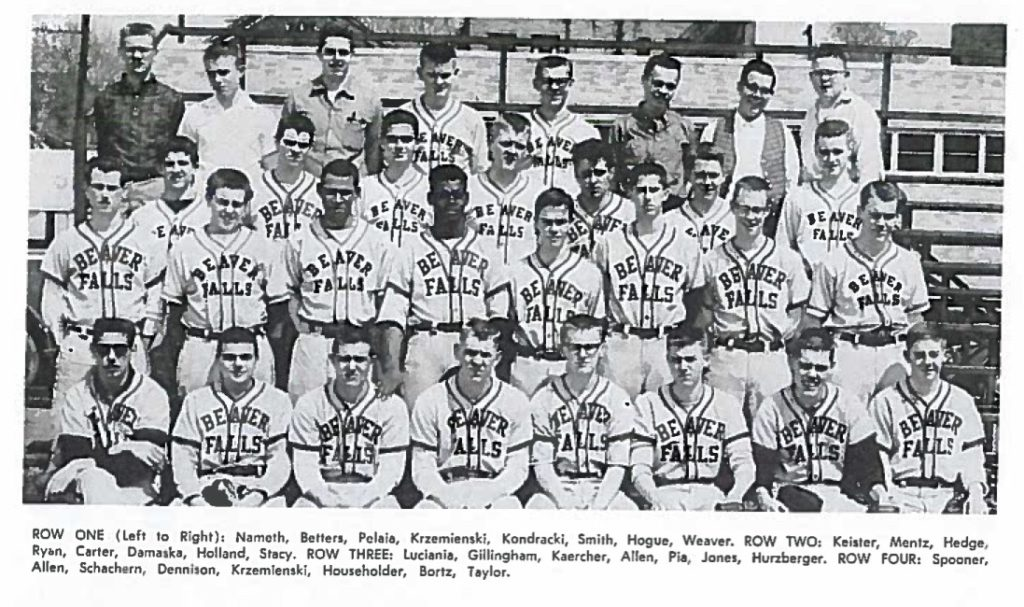 1961 WPIAL Champs