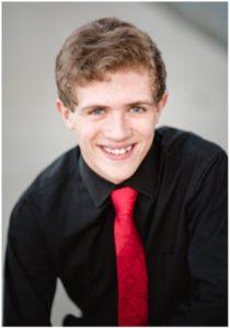 Benjamin Lederer, 2021 Beaver Falls High School Academic Scholarship Recipient